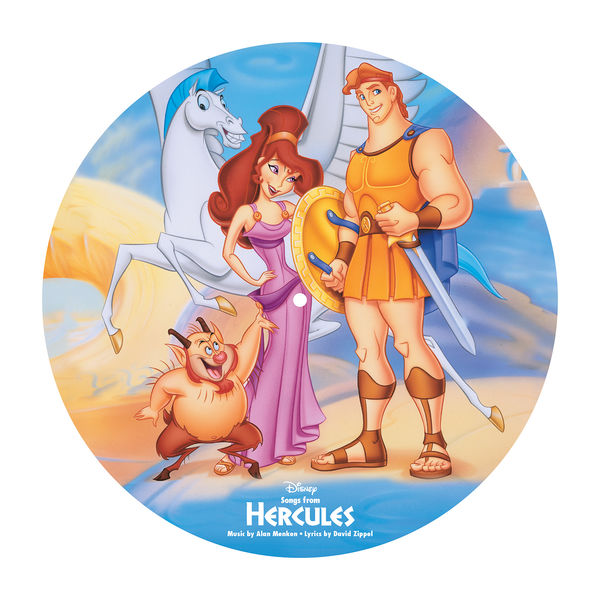Various Artists: Songs from Hercules - Picture Disc