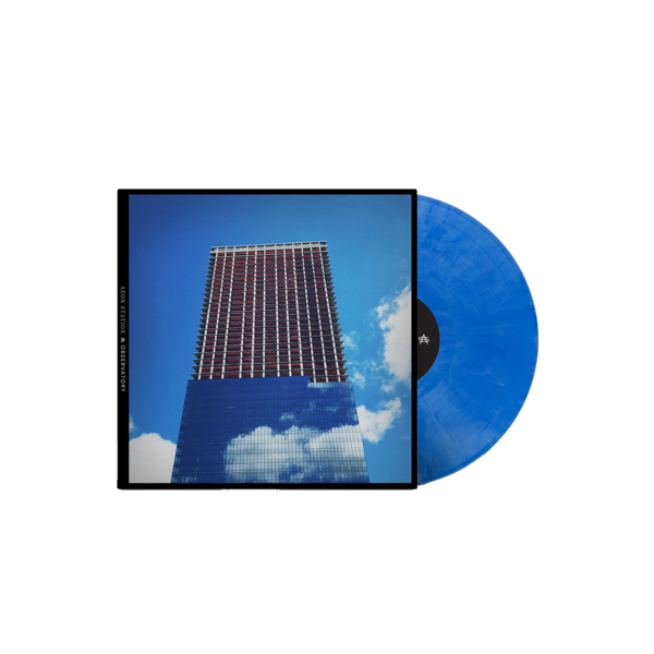 Aeon Station: Observatory: Limited Edition Cloudy Blue Vinyl LP