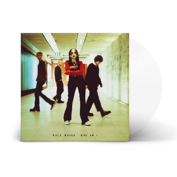 Pale Waves: Who Am I? - Dirty Hit Store Exclusive Clear Vinyl