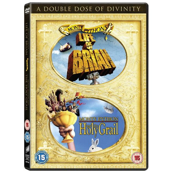 Monty Python: Life Of Brian / Monty Python And The Holy Grail