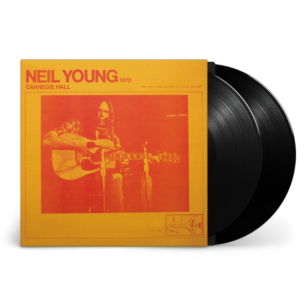 Neil Young: Carnegie Hall 1970: Limited Edition 2LP