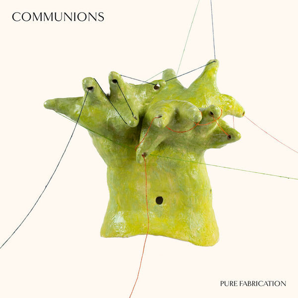 Communions: Pure Fabrication: Black Vinyl 2LP