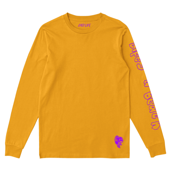 Easy Life: life's a beach: a message to myself ls tee