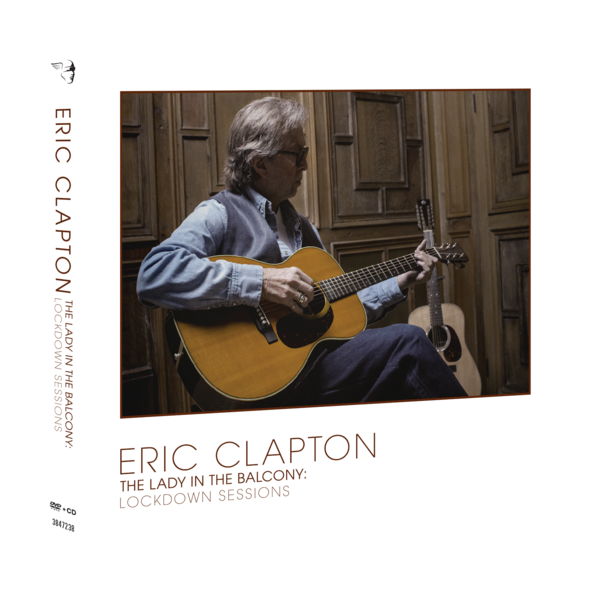 Eric Clapton: Lady In The Balcony: Lockdown Sessions: DVD + CD