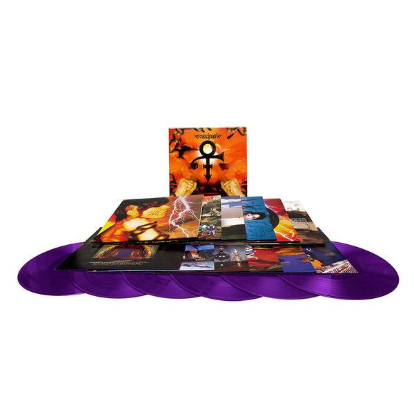 Prince: Emancipation: Limited Edition Purple Vinyl 6LP Box Set