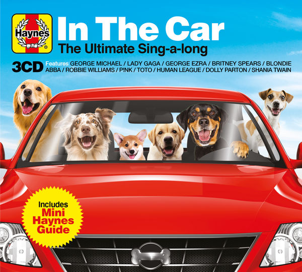 Various Artists: HAYNES: IN THE CAR…THE ULTIMATE SING-A-LONG!