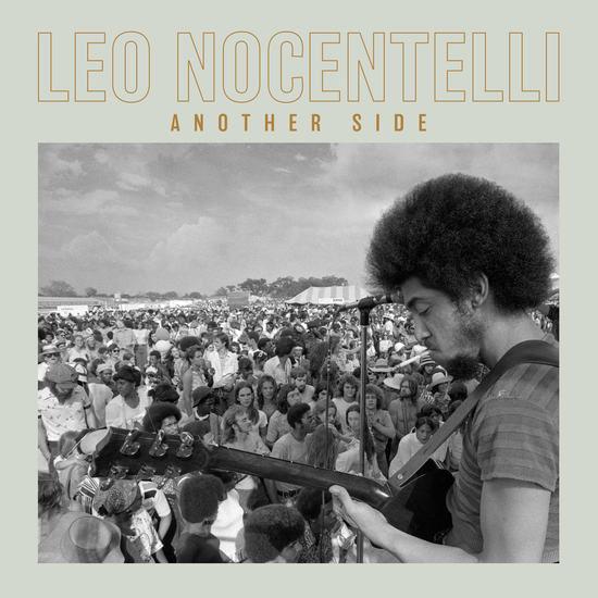 Leo Nocentelli: ANOTHER SIDE: Yellow Vinyl LP