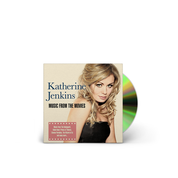 Katherine Jenkins: Music From the Movies CD