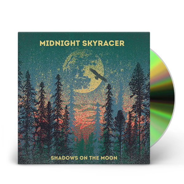 Midnight Skyracer: Shadows on the Moon Signed: UK Exclusive