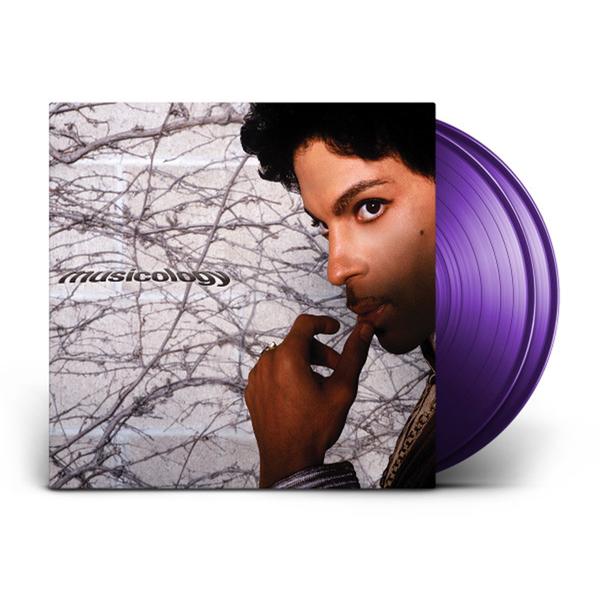 Prince: Musicology: Double Purple Vinyl LP