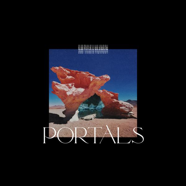 Sub Focus & Wilkinson: Portals Print