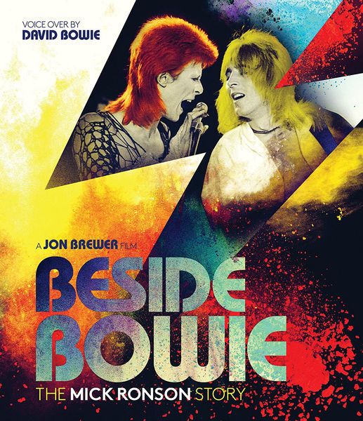 David Bowie: Beside Bowie: The Mick Ronson Story The Soundtrack - Blu-Ray