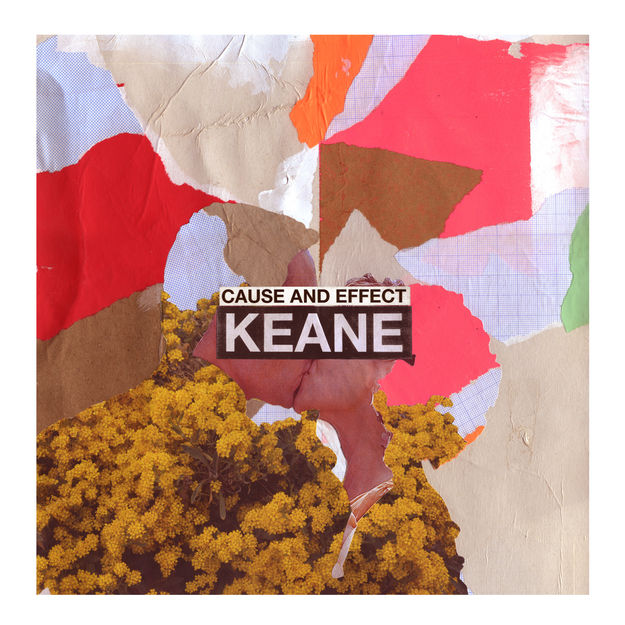 Keane: Cause and Effect Numbered Lithograph