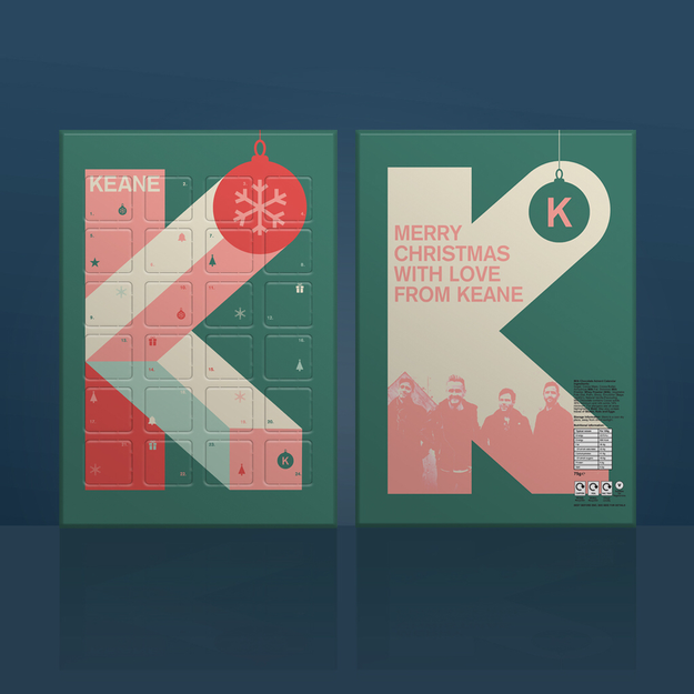 Keane: Keane Advent Calendar