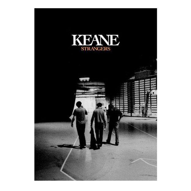 Keane: Strangers DVD
