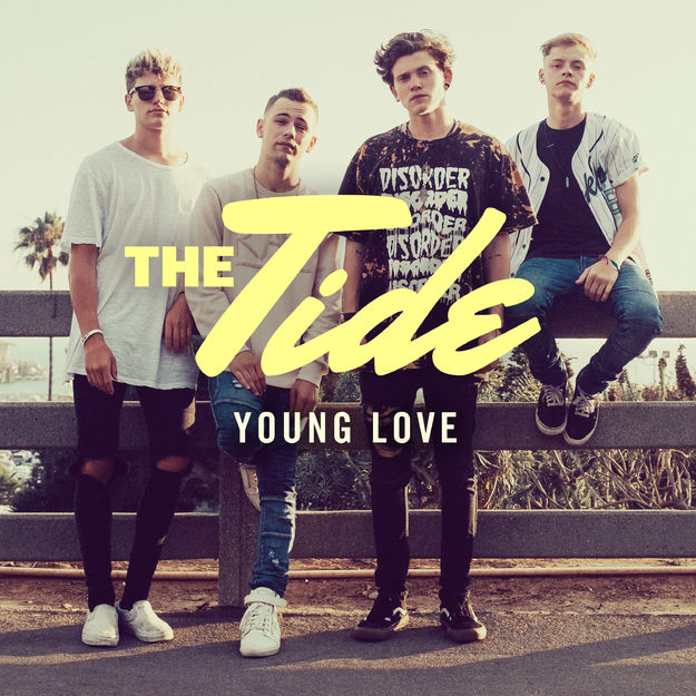 The Tide: Young Love CD