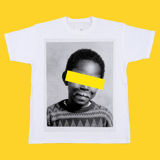 Dizzee Rascal: Face T-Shirt White
