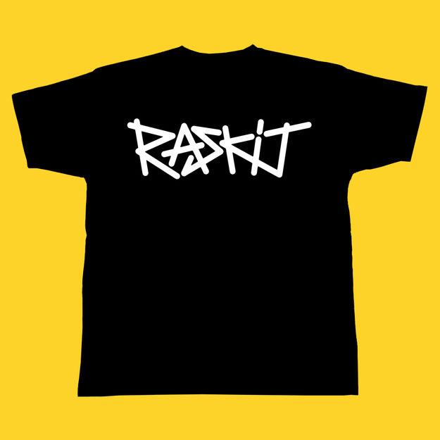 Dizzee Rascal: Logo T-Shirt Black