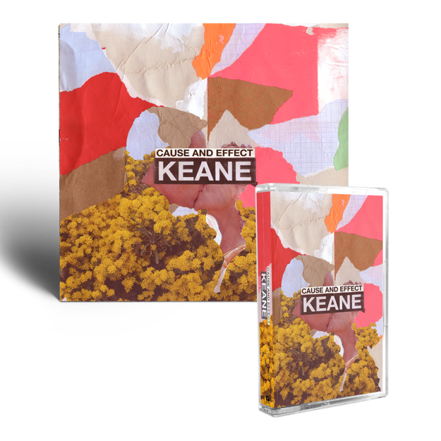 Keane: Cause and Effect: Deluxe CD + Cassette