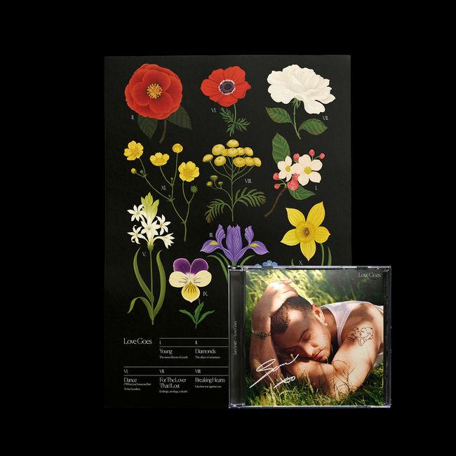 Sam Smith: Signed Botanical Poster Bundle I