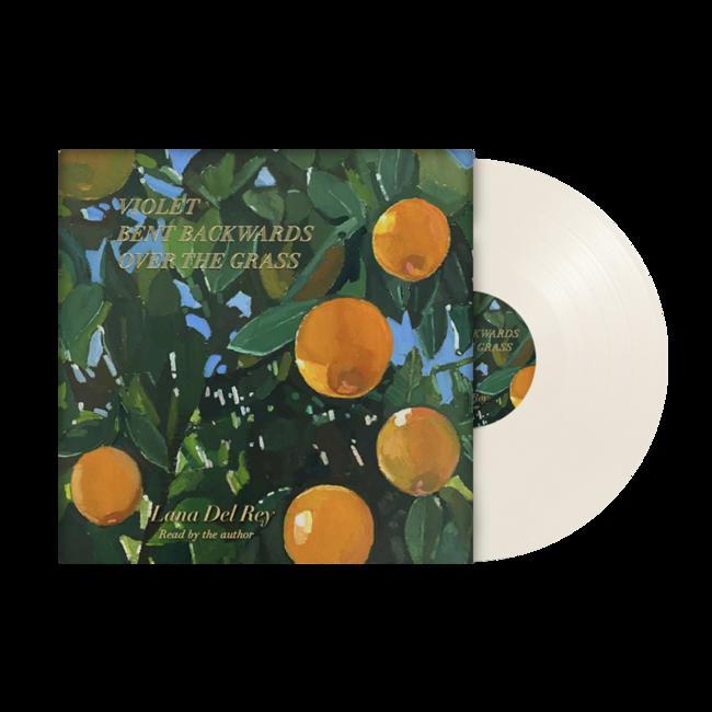 Lana Del Rey: Violet Bent Backwards Over The Grass Cream Vinyl - STORE EXCLUSIVE