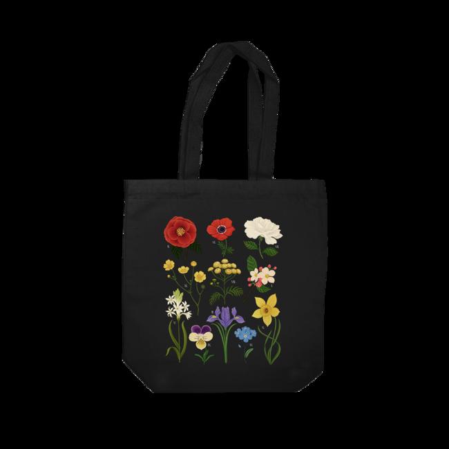 Sam Smith: Botanical Tote Bag