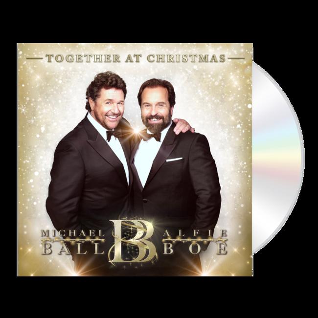 Michael Ball & Alfie Boe: Together At Christmas CD