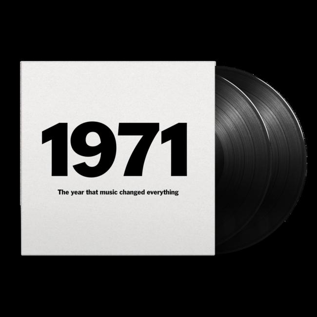 Various: December 3rd – Limited Edition 1971 Vinyl
