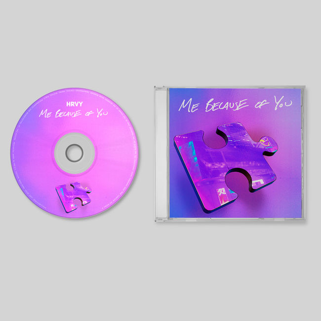 HRVY: MEBCOFU CD Single