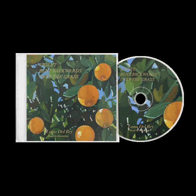 Lana Del Rey: Violet Bent Backwards Over The Grass CD