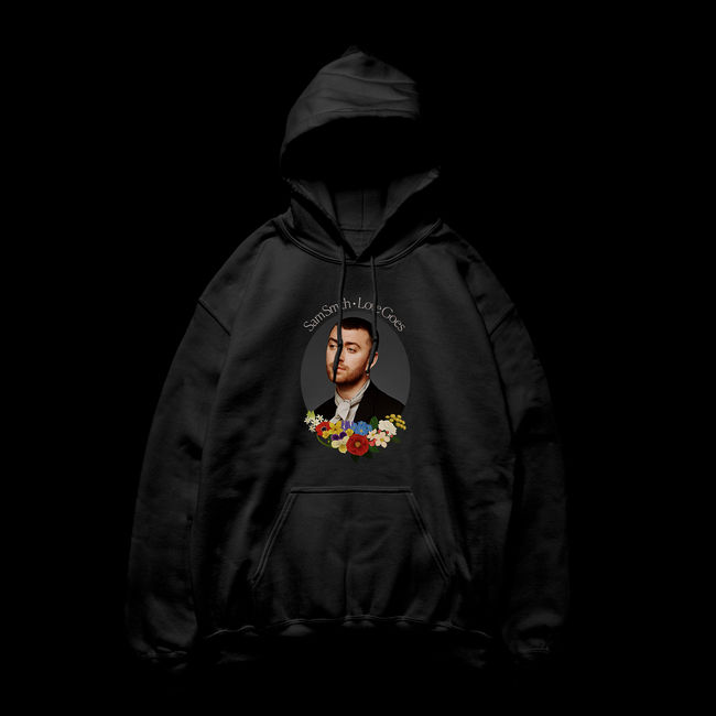 Sam Smith: Love Goes Album Hoodie