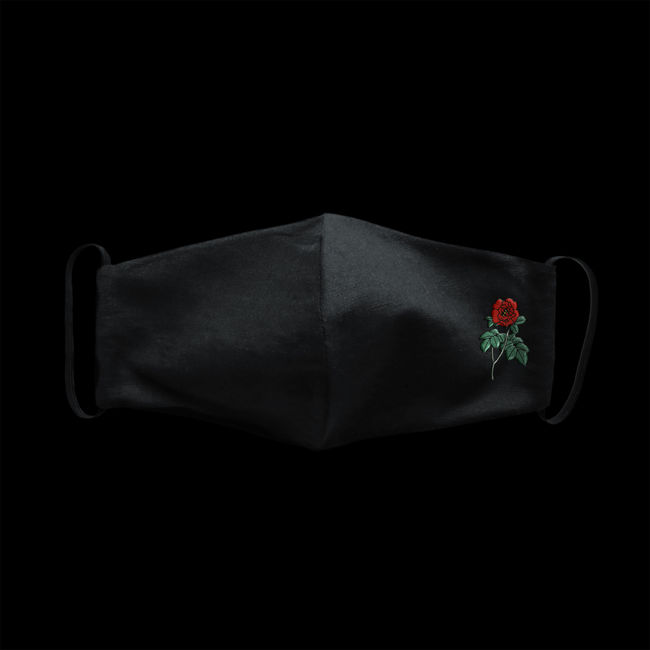 Sam Smith: Embroidered Face Mask