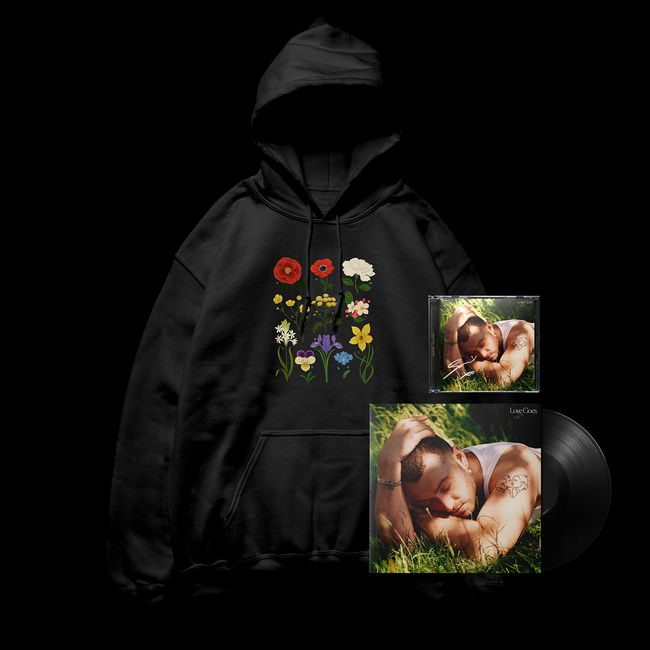 Sam Smith: Signed Botanical Hoodie Bundle II