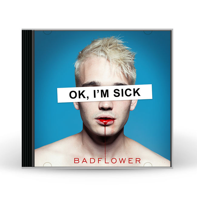 Badflower: OK, I'm Sick CD Signed