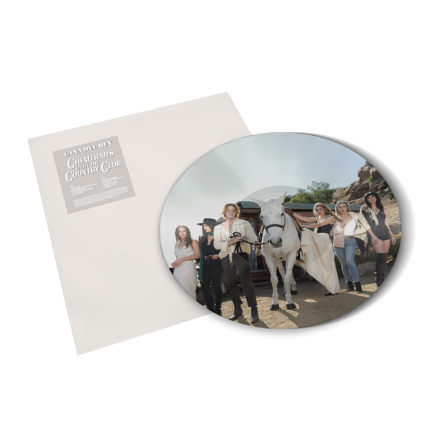 Lana Del Rey: Spotify Exclusive Chemtrails Over The Country Club Picture Disc