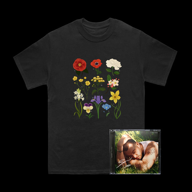 Sam Smith: Signed Botanical Tee Bundle I