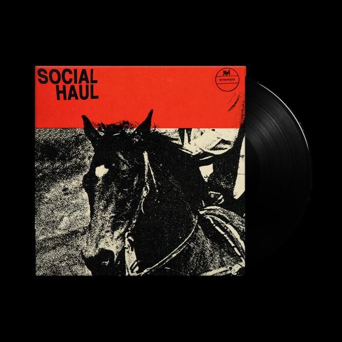 Social Haul: Social Haul: Vinyl LP