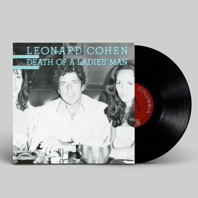 Leonard Cohen: Death of a Ladies' Man