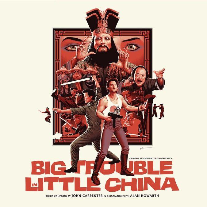 John Carpenter: Big Trouble In Little China