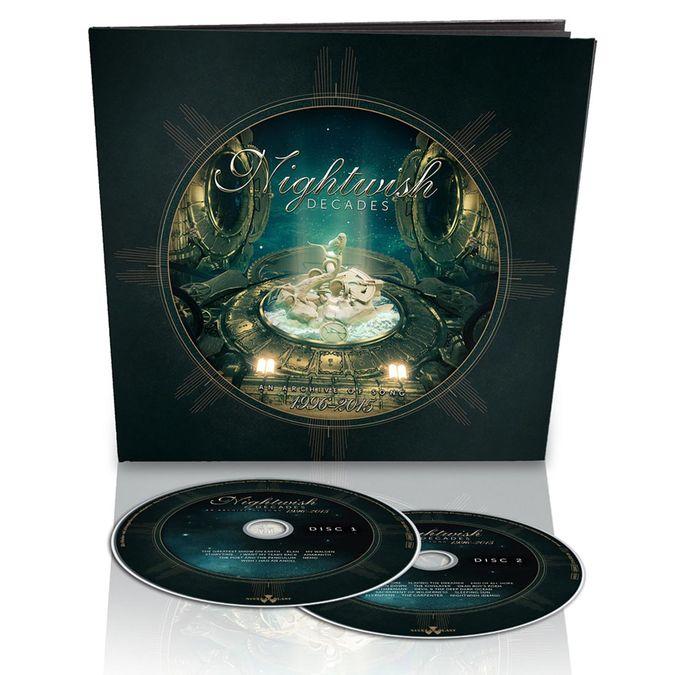 Nightwish: Decades Earbook