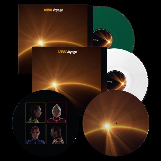 Abba: Voyage (Exclusive Vinyl Bundle)