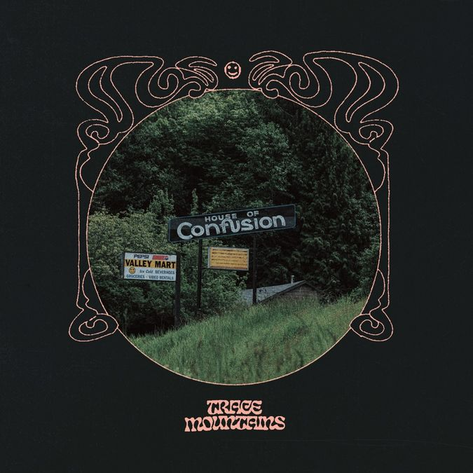 Trace Mountains: House Of Confusion: CD