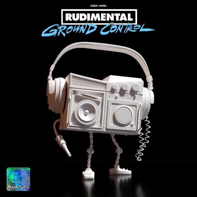 Rudimental: Ground Control: 2CD