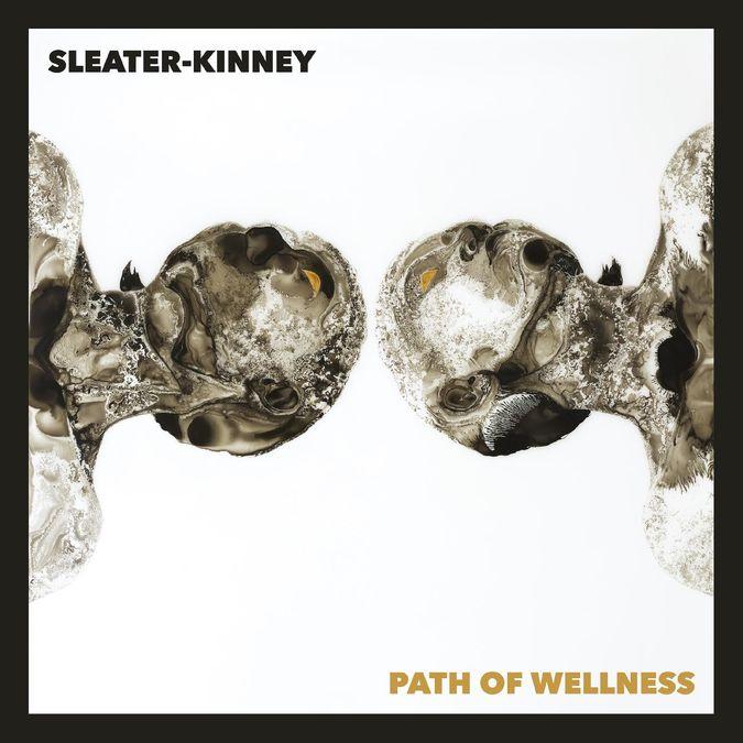 Sleater-Kinney: Path Of Wellness: CD