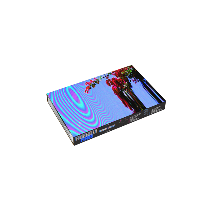 Friendly Fires: Inflorescent Cassette