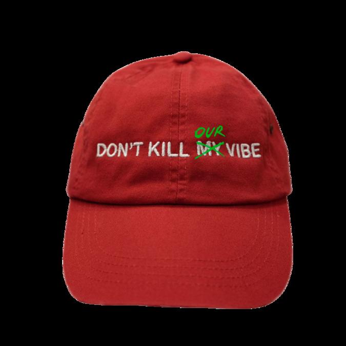Sigrid: Don't Kill Our Vibe Cap