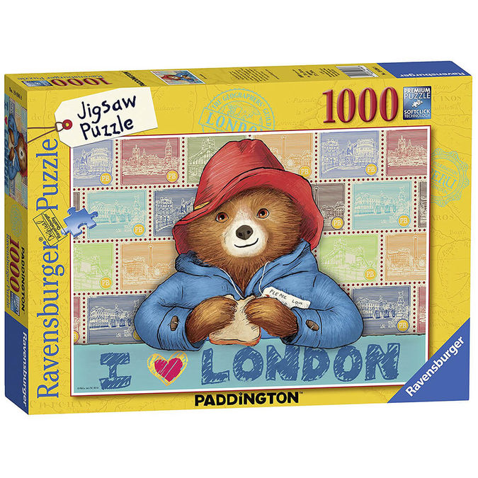 Paddington Bear: Paddington 1000 Piece Jigsaw