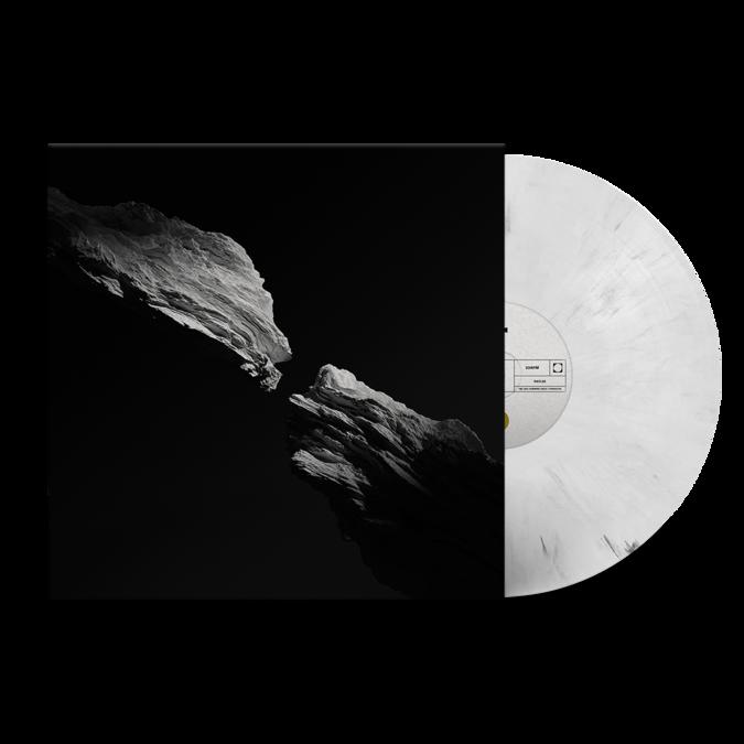 Kinkajous: Being Waves: Signed Exclusive Black + White Marble Vinyl LP