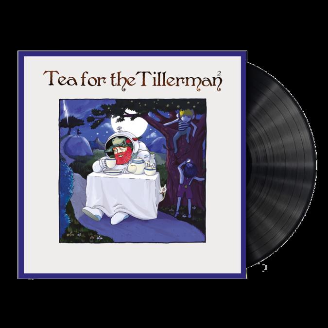 Cat Stevens: Tea For The Tillerman 2: Black Vinyl LP