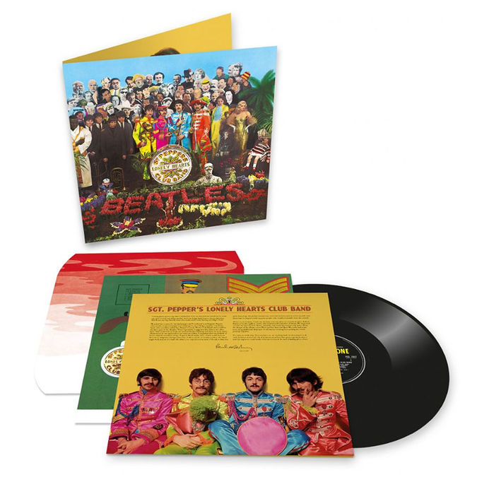The Beatles: Sgt. Pepper's Lonely Hearts Club Anniversary Edition / Remixed 2017
